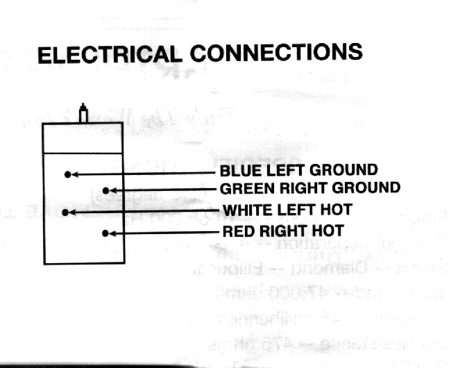 phono cartridge wiring diagram